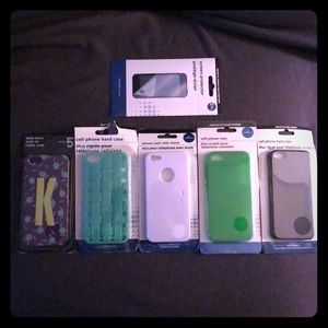 iPhone SE/5/5C/5S Accessory Bundle